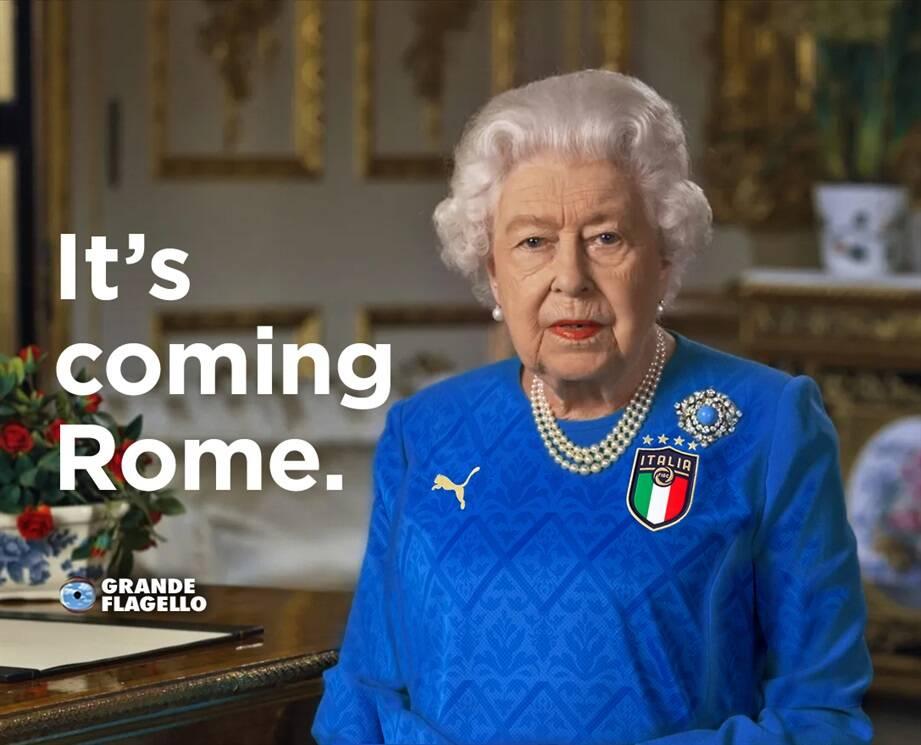 Italia sul trono d'Europa, Inghilterra sconfitta: si scatenano i meme