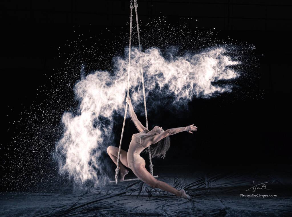 """La Belle Vie"" spettacolo Le Cirque World's Top Performers"