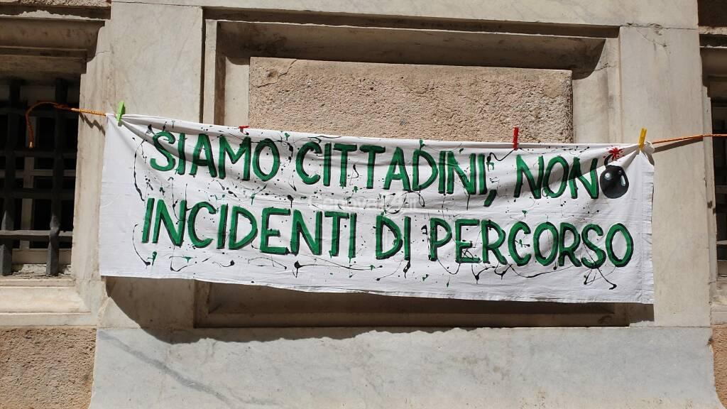 """Linea del Campasso, cittadini a Tursi: """"Evitiamo un'altra Viareggio"""""""