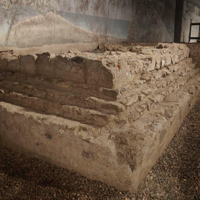 necropoli romana albenga