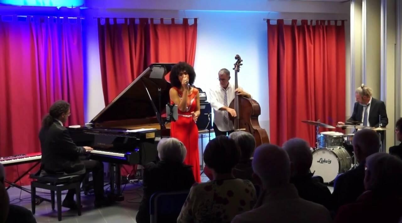 Nicole Magolie Quartet con Gabriele Gentile pianoforte