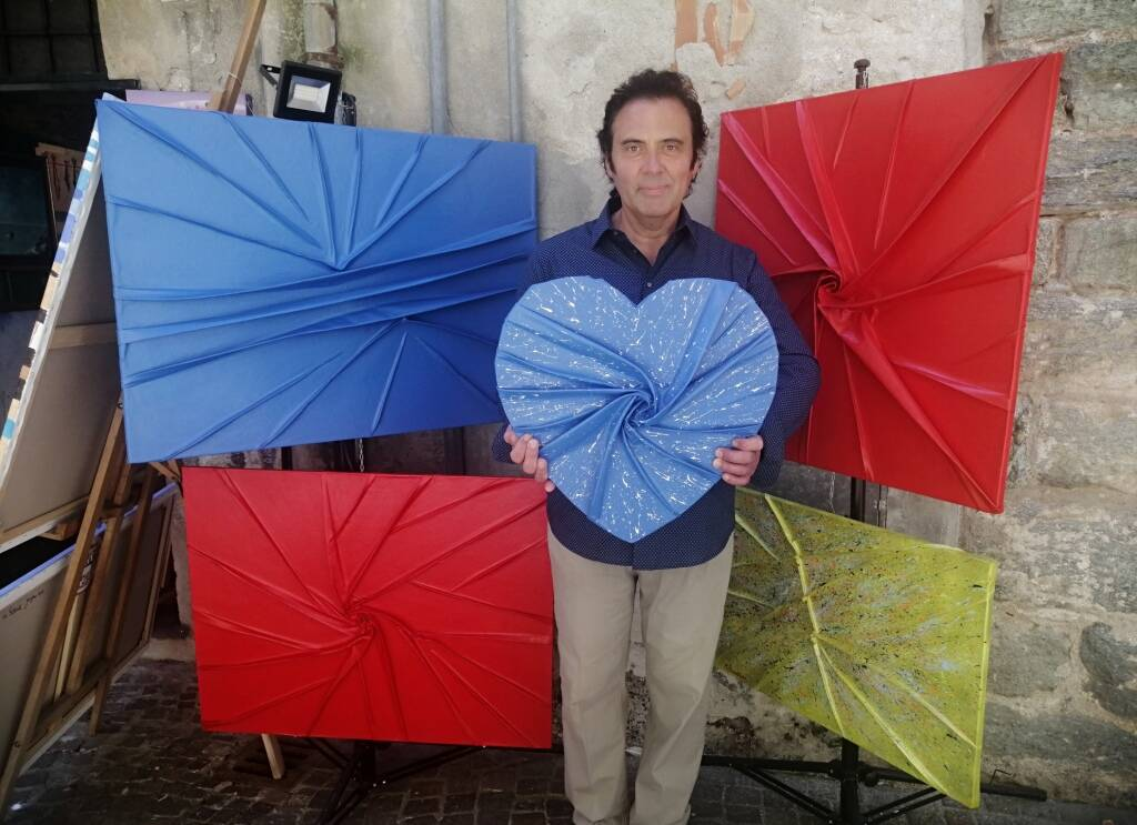 "Noli ""Deep Sea Vortex"" mostra Massimo Paracchini"