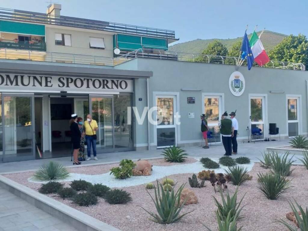Nuovo Comune Municipio Spotorno generica
