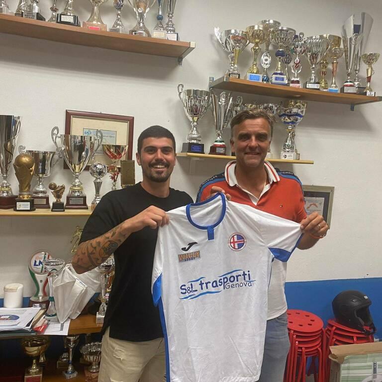 Paolo Scannapieco al Ligorna