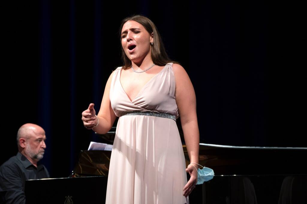 Caterina Maria Sala cantante lirica