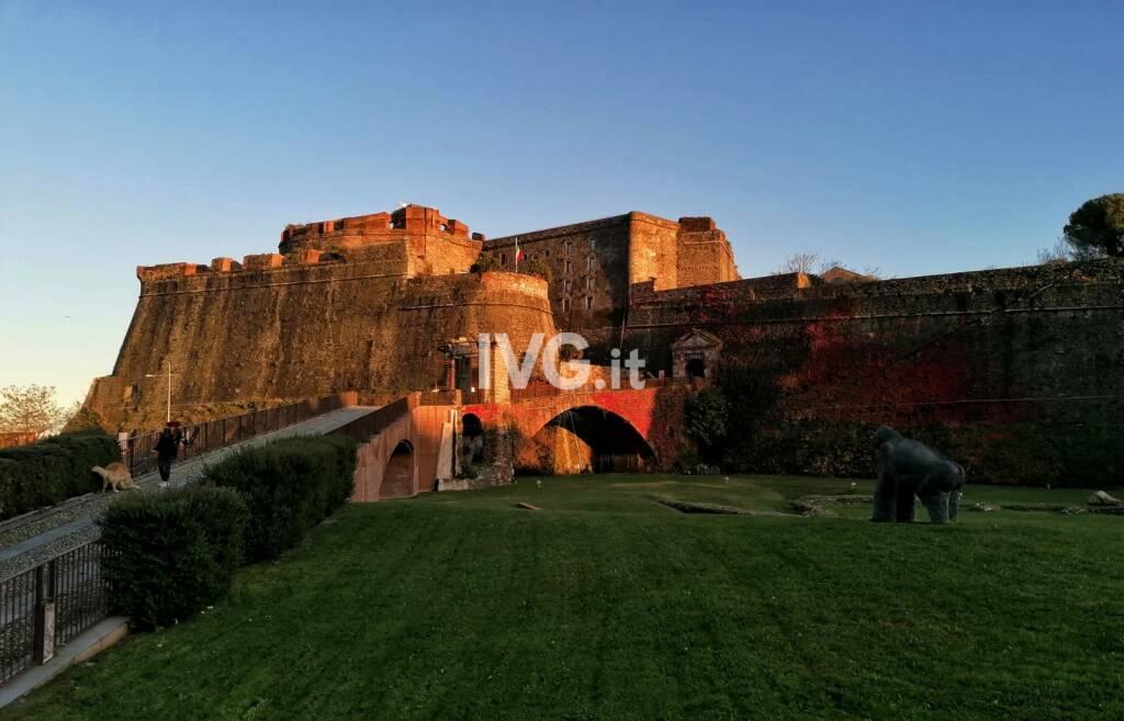 Priamar Fortezza Giardini Generica Savona