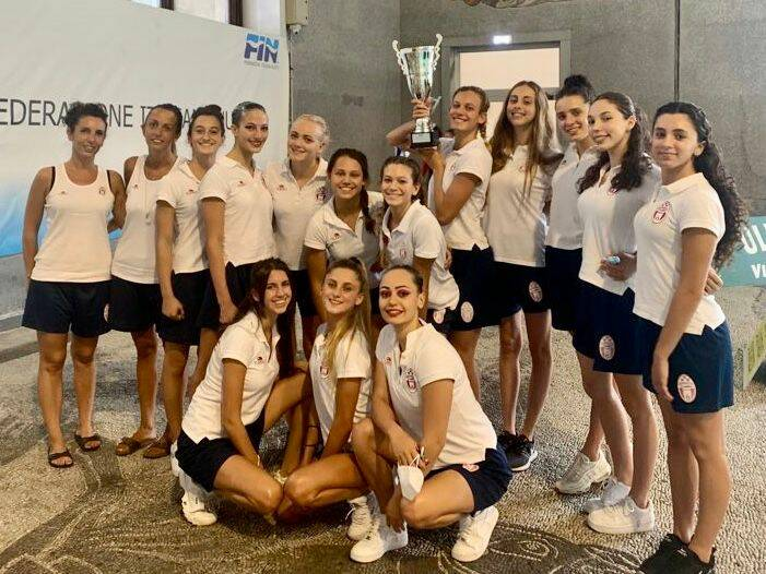 Rari Nantes Savona scudetto Juniores