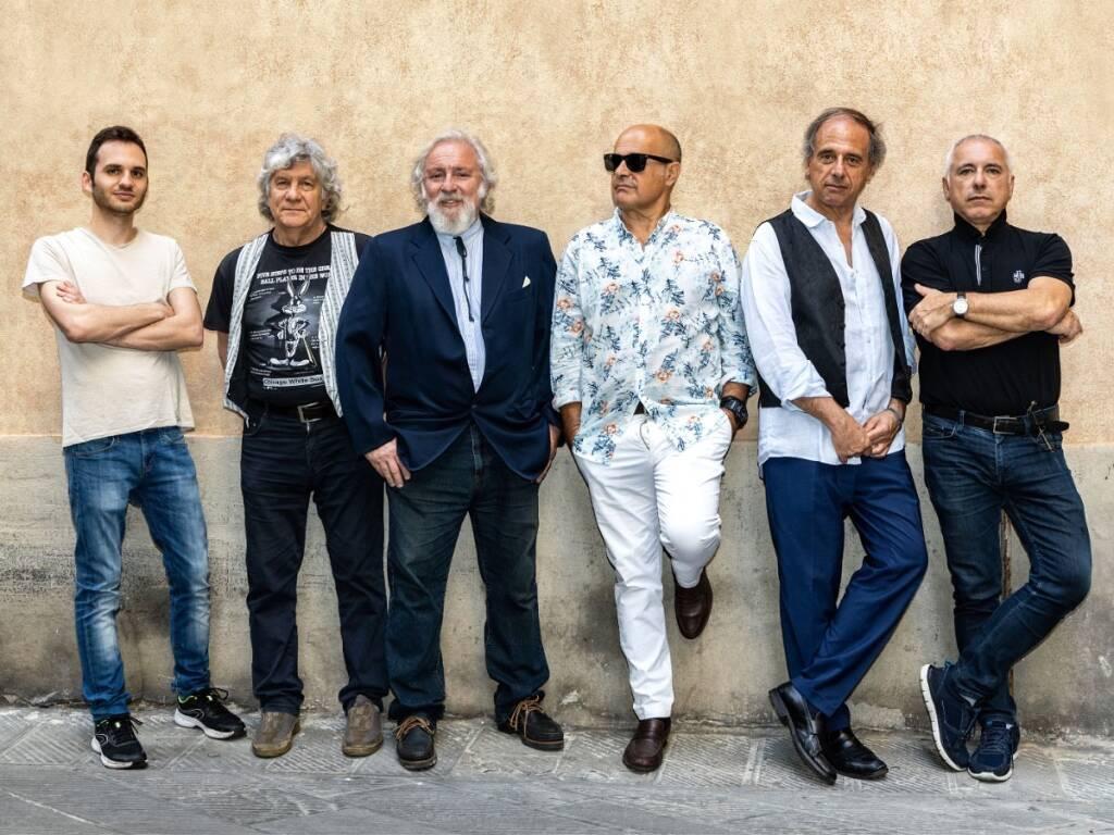 Reunion cover band Genova