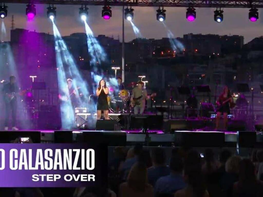 step over band calasanzio