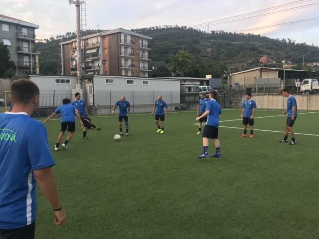 Vadese Calcio raduno