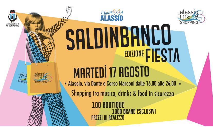 """Alassio """"Saldinbanco"""" 2021"""