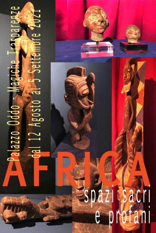 "Albenga ""Africa, spazi sacri e profani"" mostra Palazzo Oddo"