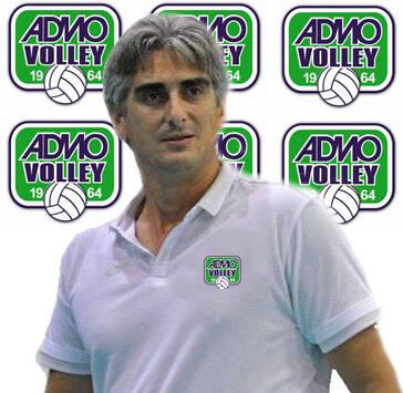 Allenatore Admo Volley
