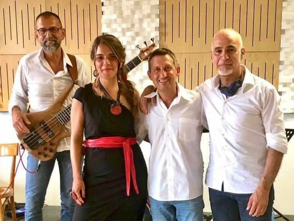 Alma Jazy gruppo musicale