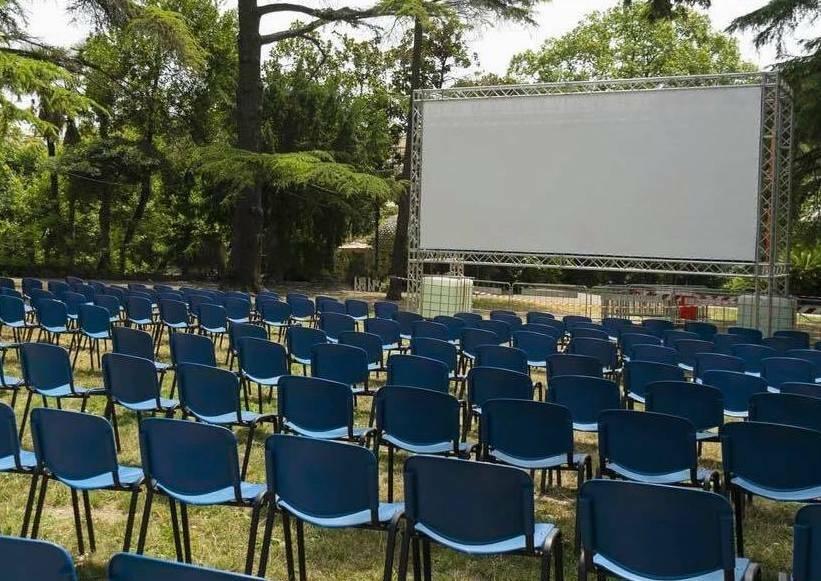 arena estiva cinema aperto