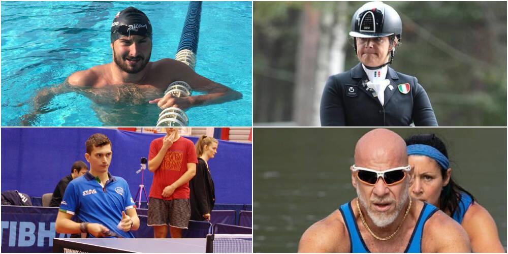 Atleti paralimpici genovesi
