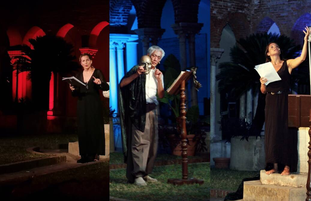 Lecturae Dantis, quattro spettacoli e due conferenze con aperitivo  al Chiostro dei Canonici del Museo Diocesano di Genova