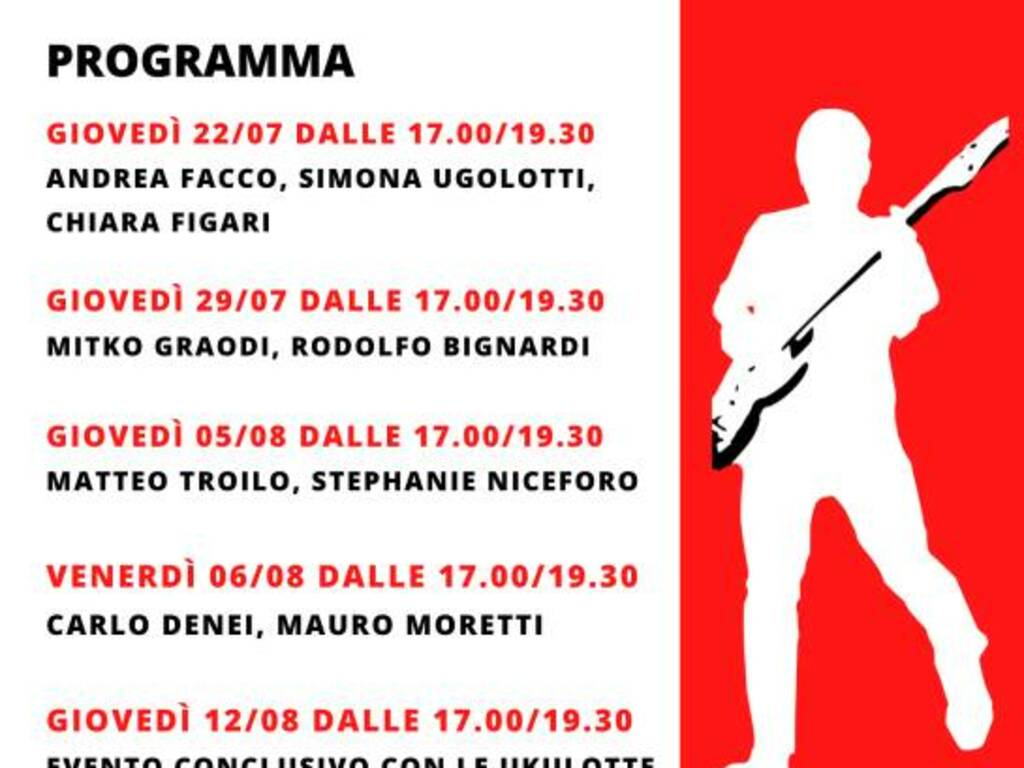 Nei vicoli di Genova Extramusica con Carlo Denei, Matteo Troilo, Stephanie e Mauro Moretti