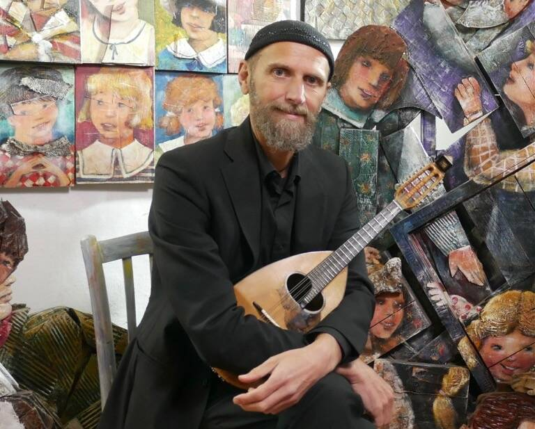 Carlo Aonzo mandolinista