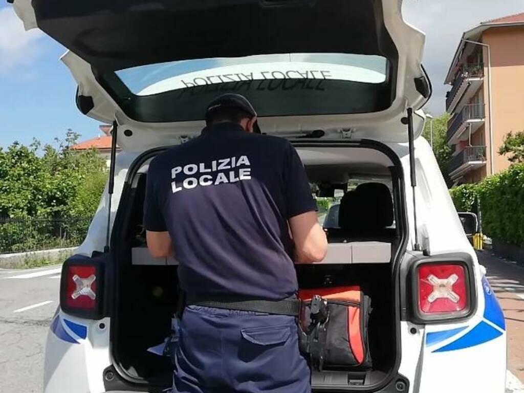 controlli polizia locale generica vigili