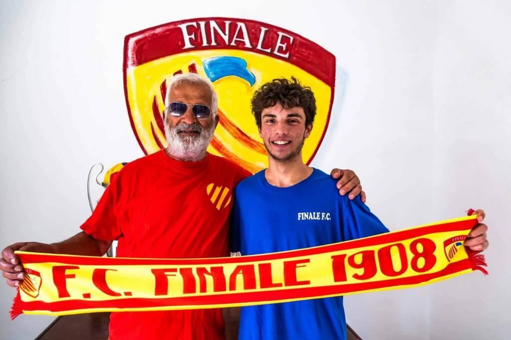 Francesco Bruni rimane al Finale