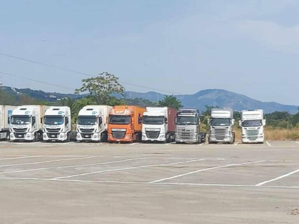 camion autoparco erzelli