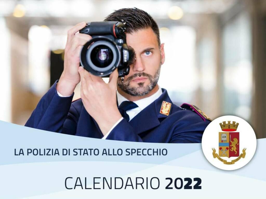 calendario polizia