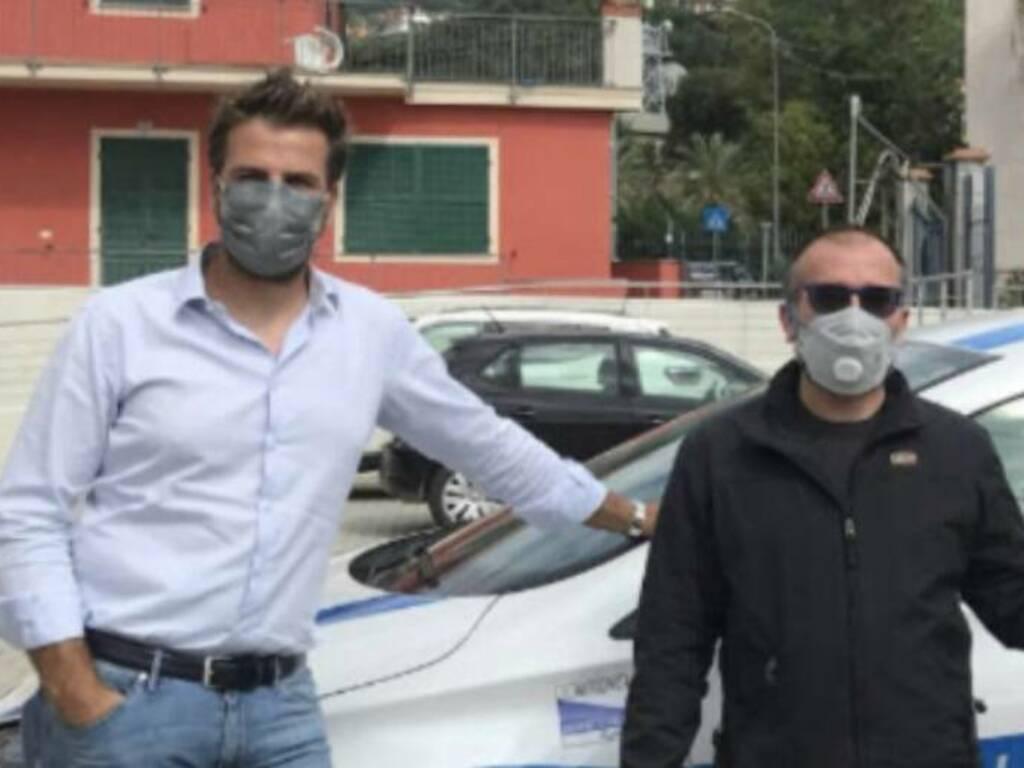 Simone Rossi Antonio Caviglia Alassio