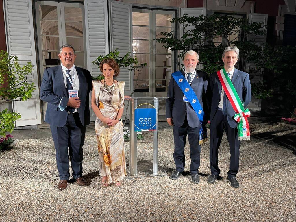 Toti G20 Santa Margherita