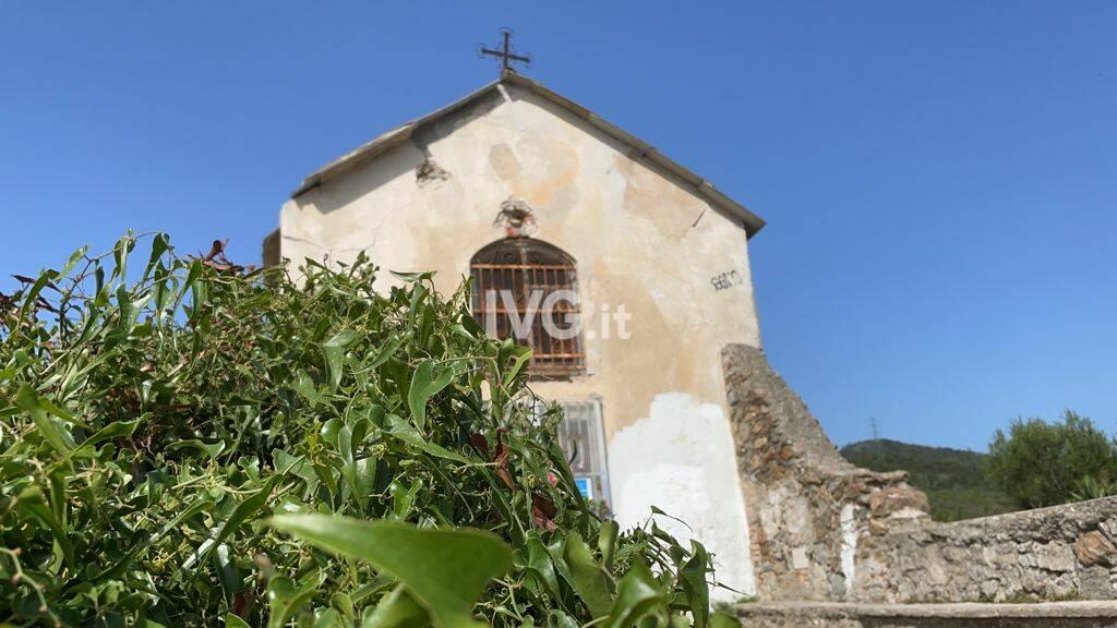 La chiesetta di Madonna degli Angeli a Savona