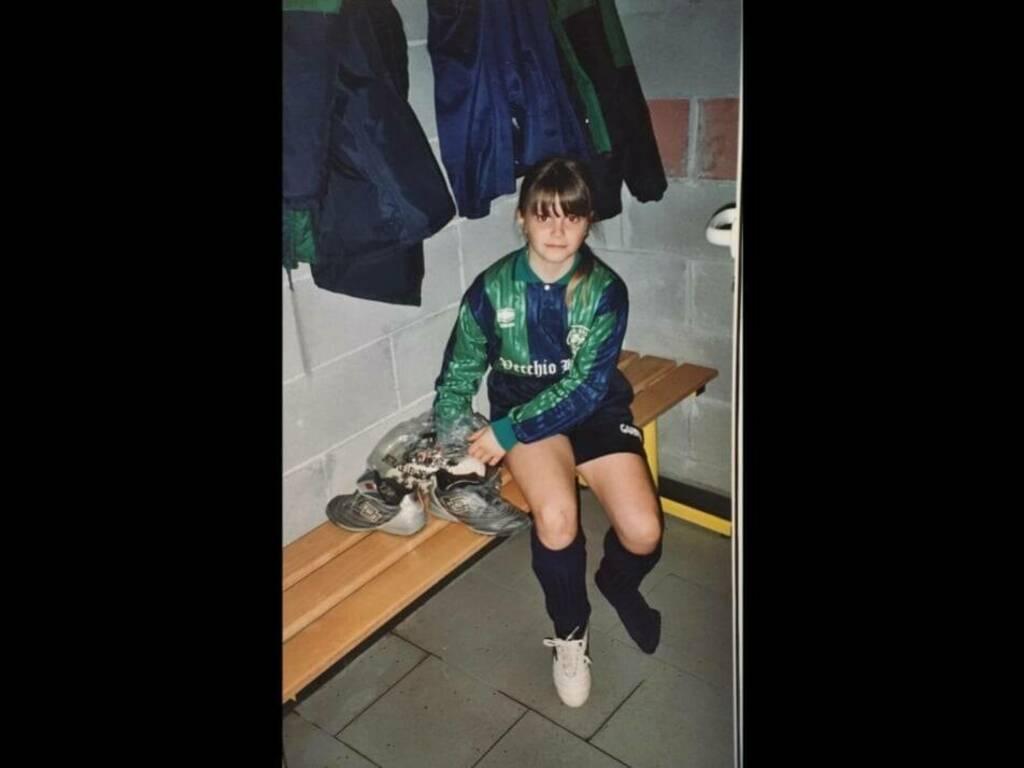 Margot Gambarotta alla Lazio