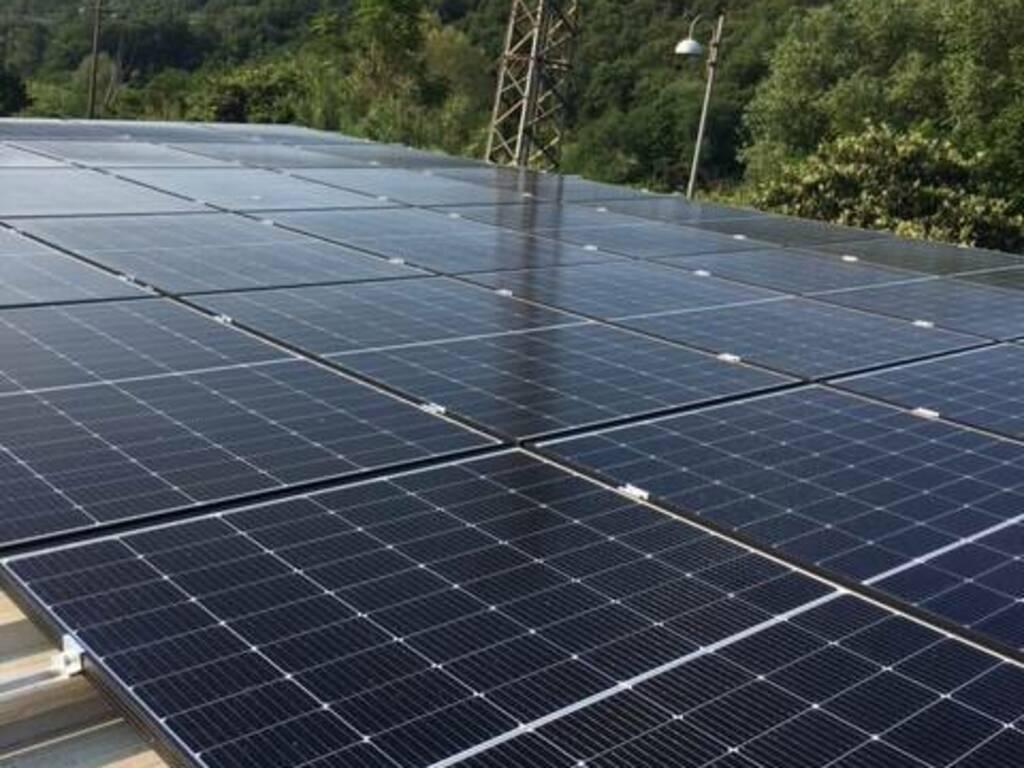Pannelli solari Calice