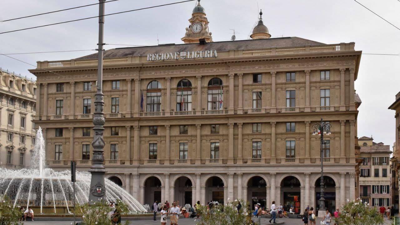 Regione Liguria palazzo regione