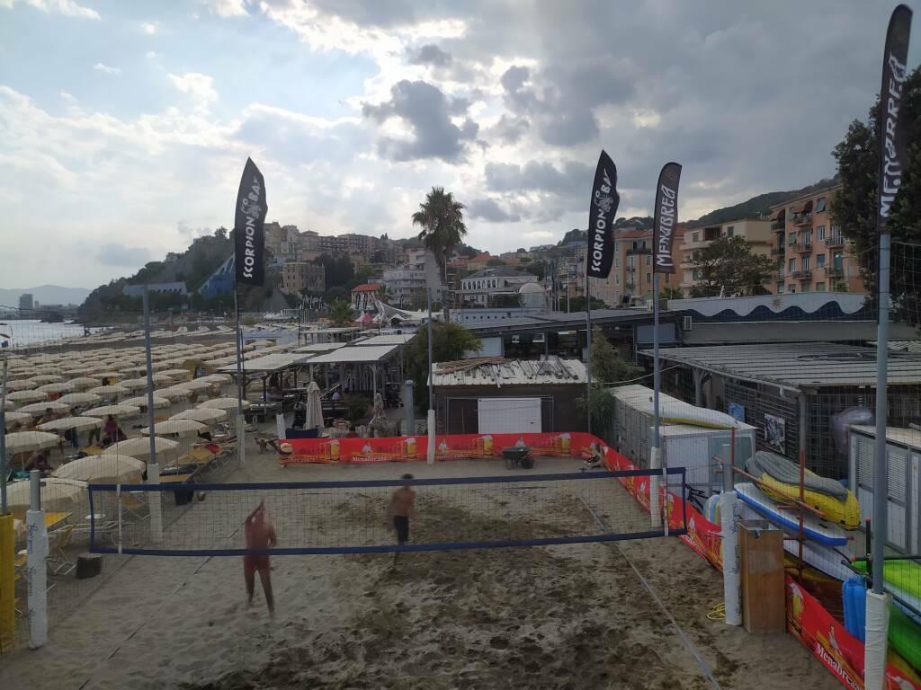 Riviera Beach Volley ad Albissola