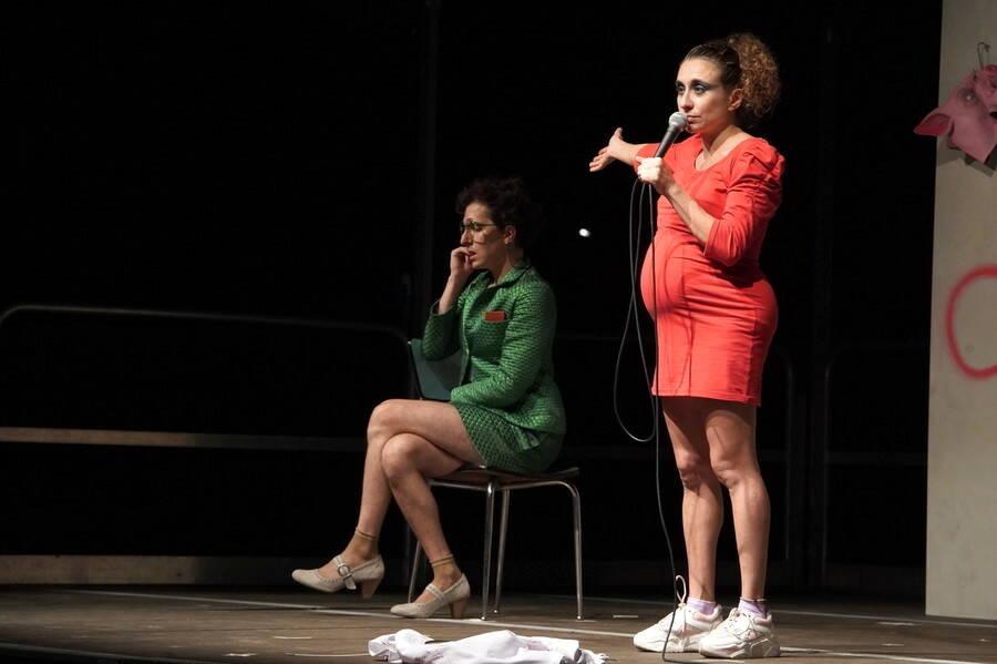 """""""Siede la terra"""" spettacolo compagnia teatrale Maniaci d'Amore"""