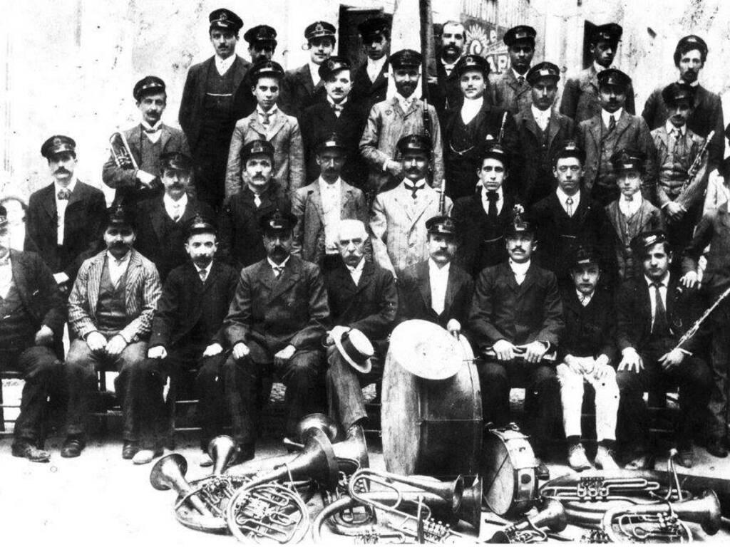 Società Filarmonica Finalborgo (foto storica)
