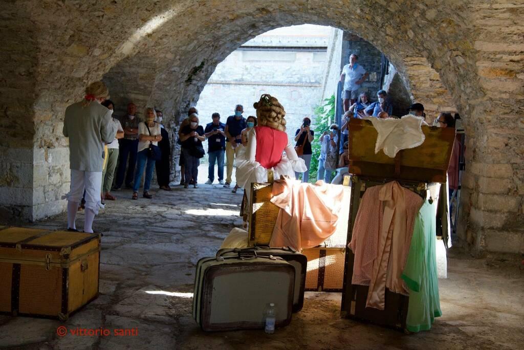 Strazio e Delizia al forte Santa Tecla