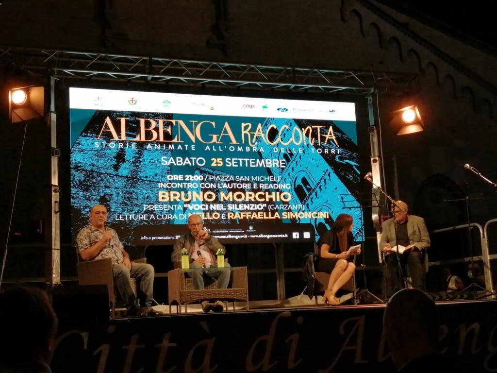 Albenga si racconta