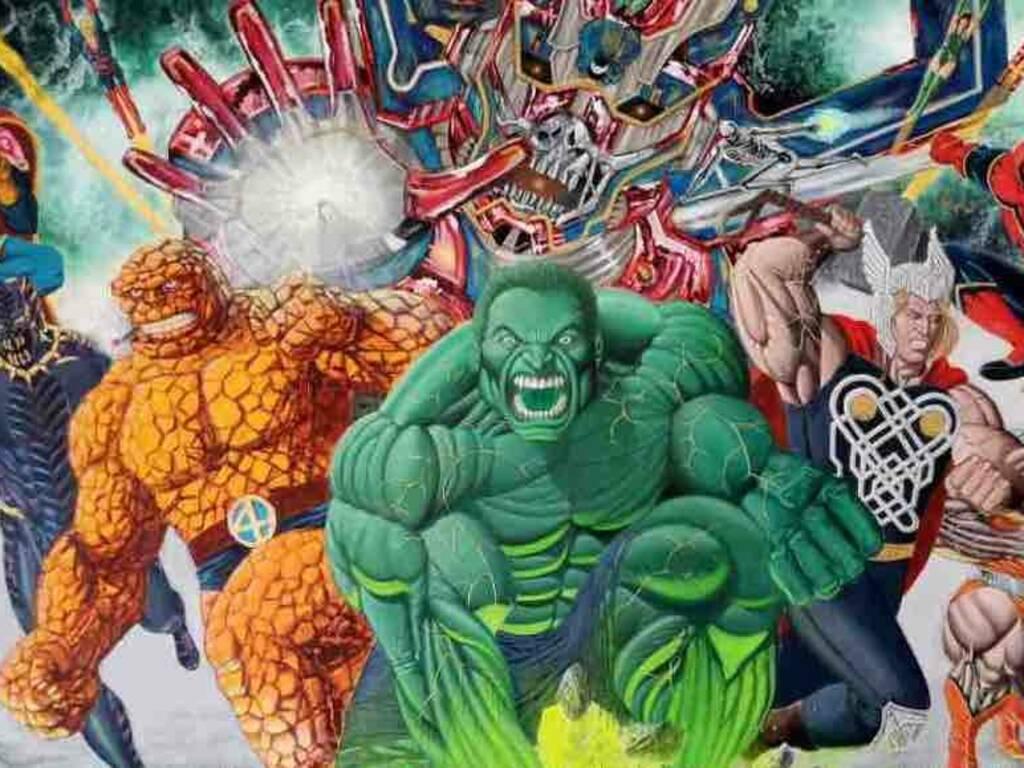Albissola Comics personaggi fumetti