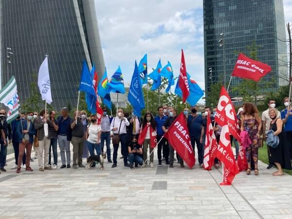 Alleanza Assicurazioni sciopero