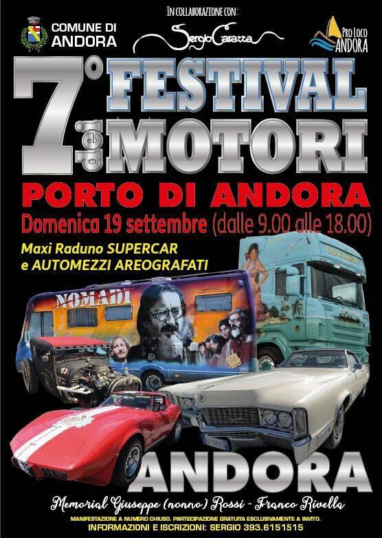 Andora Festival dei Motori 2021