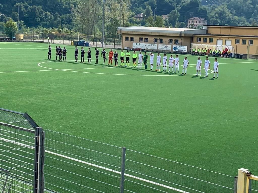 Busalla contro Rapallo Rivarolese