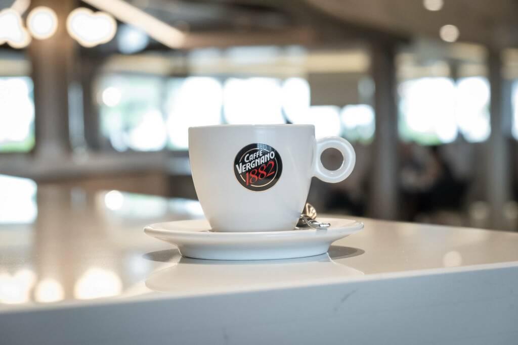 Caffè Vergnano sale sulle navi Costa
