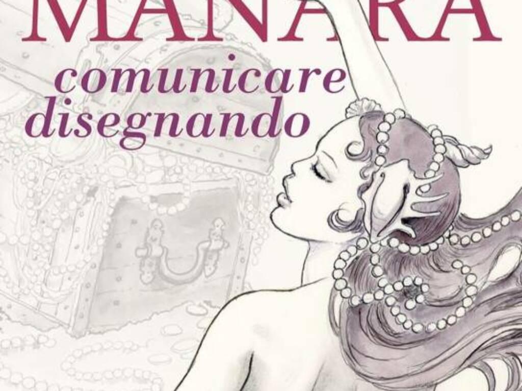 """Camogli """"Comunicare disegnando"""" mostra fumetti Milo Manara"""
