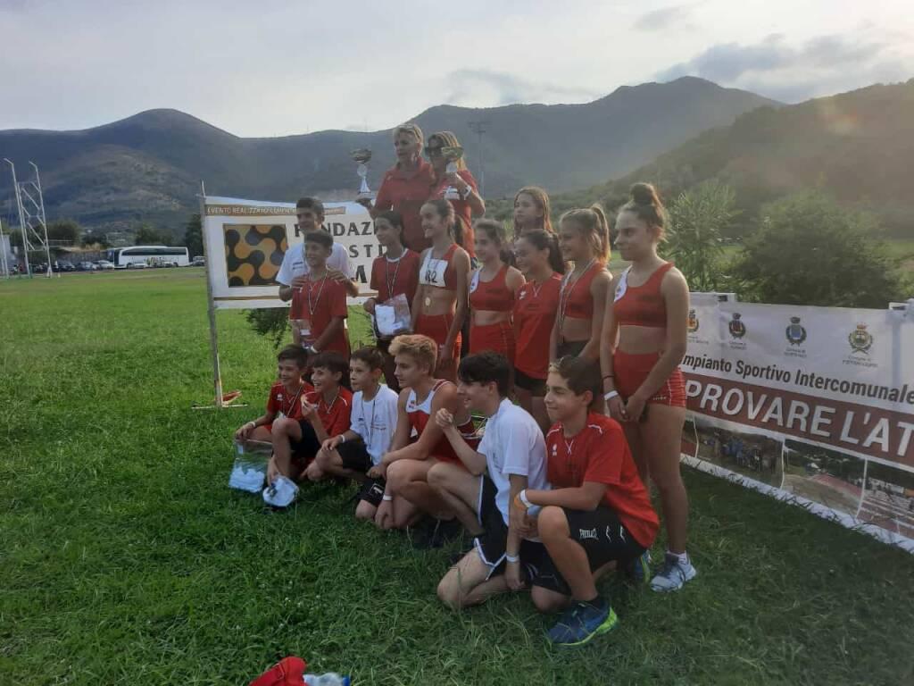 Campionati Regionali Giovanili di Staffette