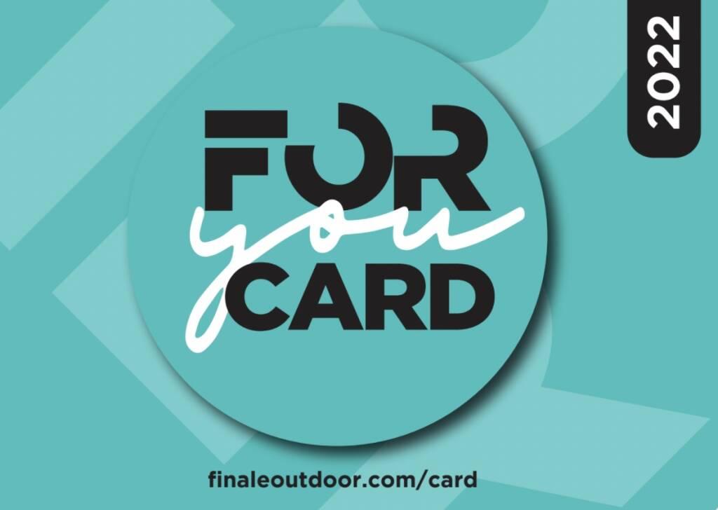 card finale outdoor