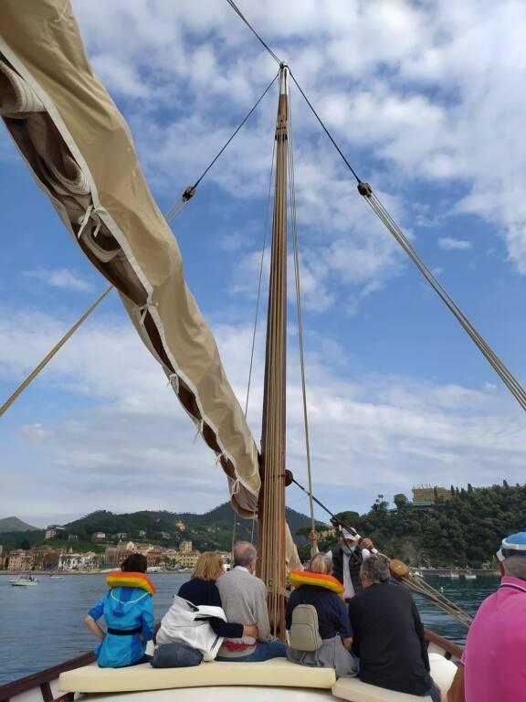 Al MuSel e a bordo del Leudo conosciamo le tradizioni marinare liguri