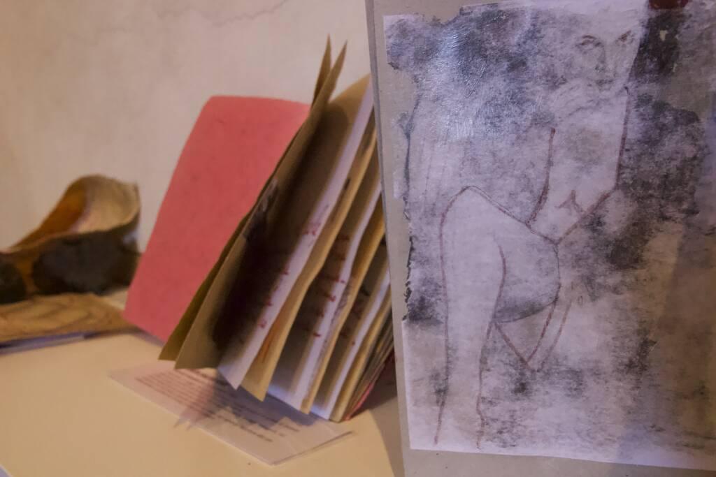 Alla Galleria Artender di Alassio l\'arte erotica degli ex libris
