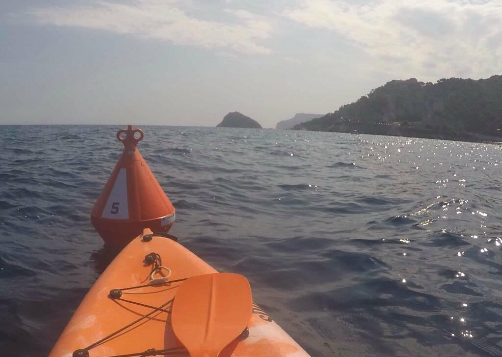 SENTIERO BLU - Escursione guidata gratuita in canoa