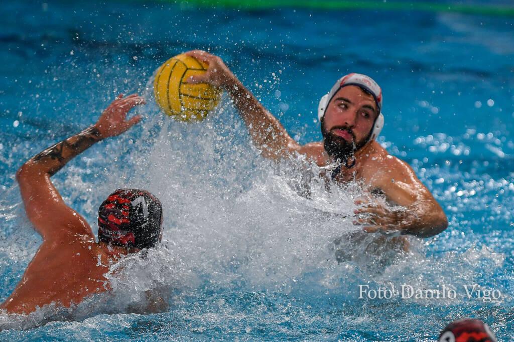 Carige R.N. Savona (ITA) vs Montpellier Waterpolo (FRA)
